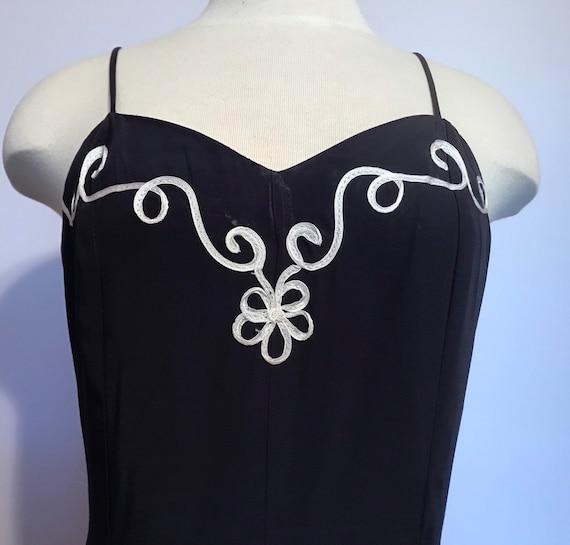 Vintage 1980  Culotte Dress by Paris Sport Club La