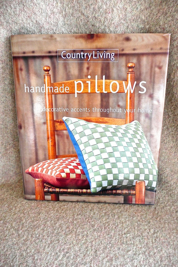 Book Pillow Making Make Your Own Pillows Pillow Sewing Etsy