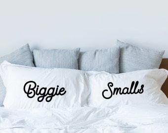 Biggie Smalls Pillow Case Set