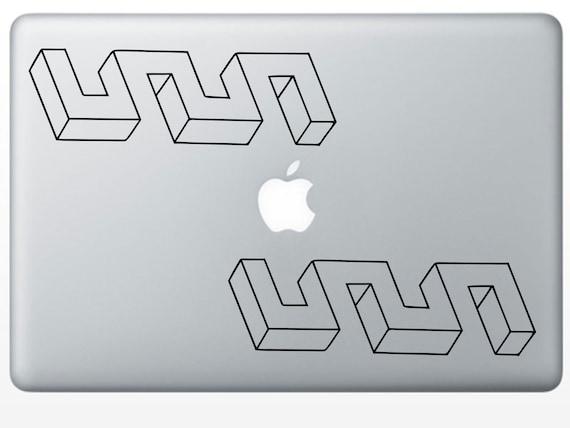 Che Guevara Ritratto in Vinile Decalcomania MacBook//MacBook transfer//trasferimento//Laptop.