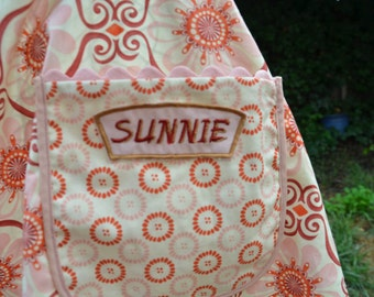 Custom Embroidery - Applique - Made to Order