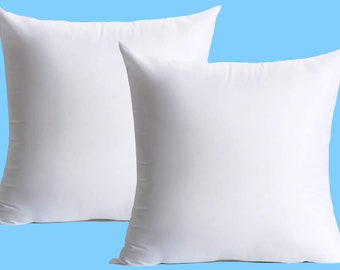 Need pillow forms to go with your custom pillow cover...