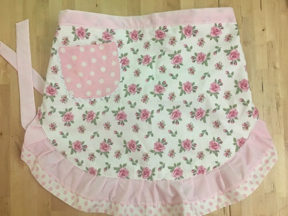 Beautiful Apron - Handmade - Many adorable combinations!