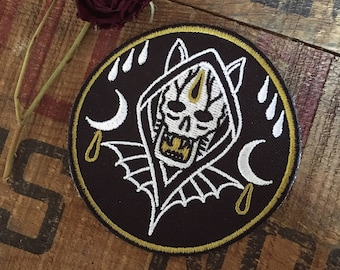 Blackwater/Riot - Flagg sew on patch