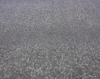"""Silver Sparkly Polyester Knit 45"""" Wide Per Yard"""
