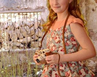 NOVA Top & Dress PDF Pattern by Popolok Design - Tween Teen Girl Age 9 to 16
