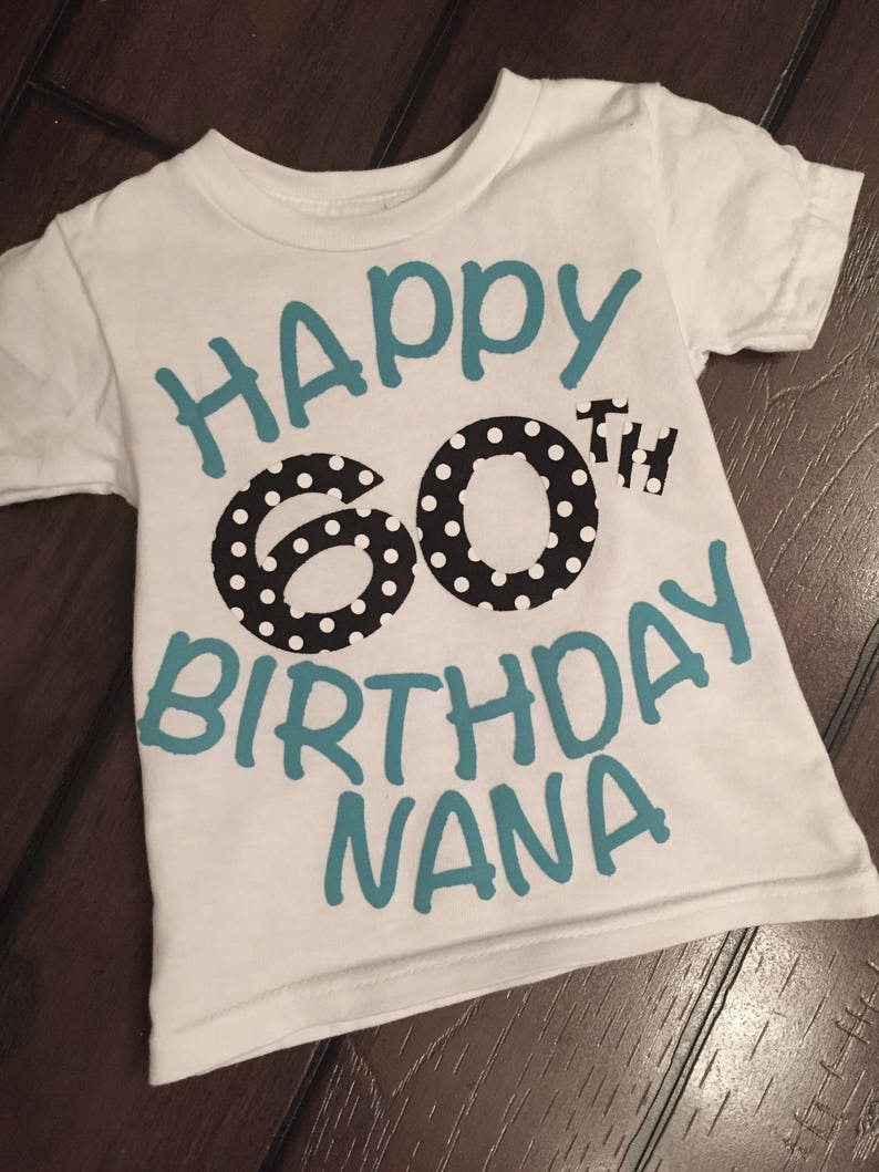 Happy Birthday Grandma Onesie For Party Or Celebration Gift