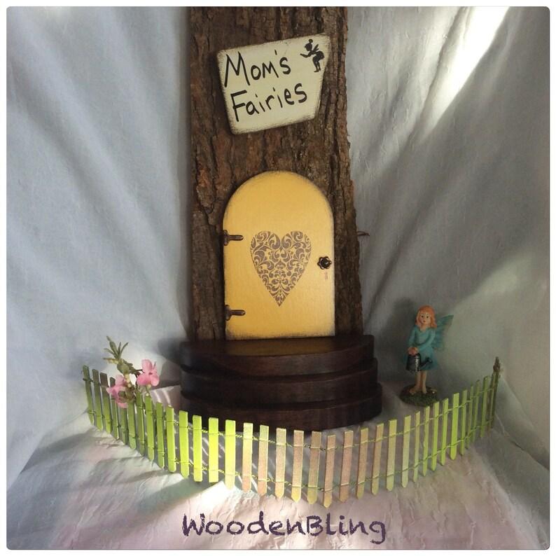 Merveilleux Mothers Day, Fairy Garden, Gifts For Her, Fairy Door, Birthday Gift, Garden  Decor, Outdoor Fairies, Housewarming, Gifts For Mom
