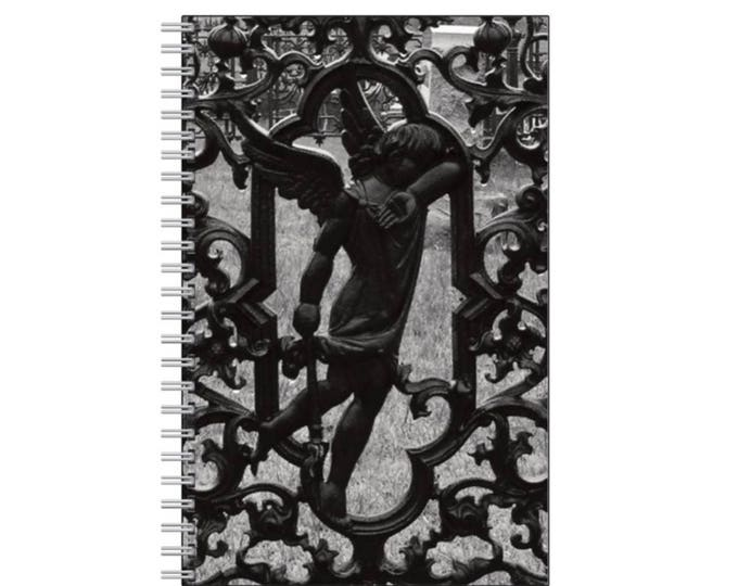 Victorian Guardian Angel Notebook