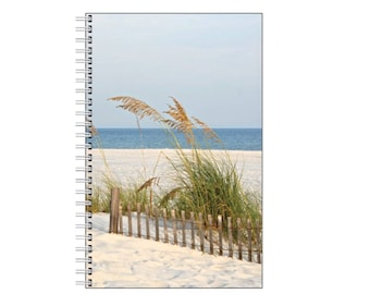 Beach Fence and Sea Oats Journal