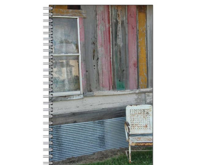 Southern Shanty Notebook - theRDBcollection