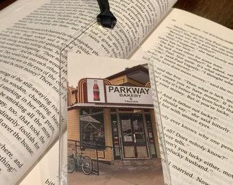 Parkway Poboy Bookmark