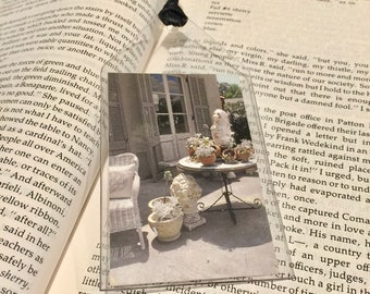 Afternoon in the Courtyard Bookmark