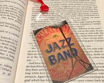 Jazz Band Bookmark - Preservation Hall