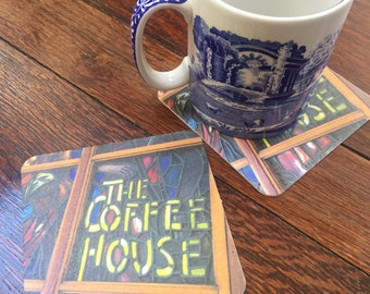 The Coffee House Coasters