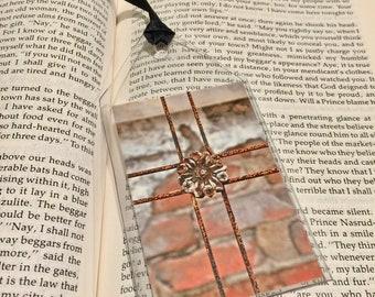Rosette Cross Bookmark