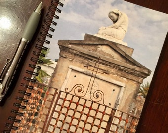 New Orleans Angel and Tomb Notebook