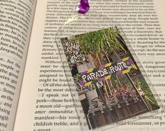 Parade Route Bookmark