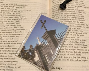 At the Cemetery Gate Bookmark