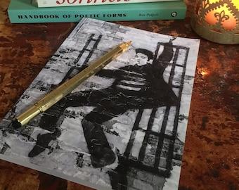 Elvis Bound Notebook