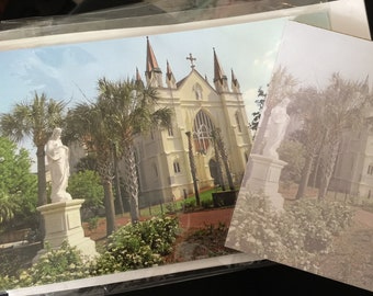 St. Josephs Chapel Cards - Spring Hill College - Mobile Alabama