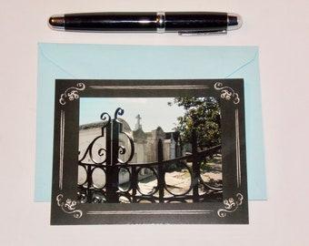 Lafayette Cemetery Gate Cards