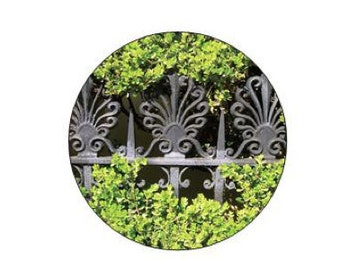 New Orleans Ironwork Stickers