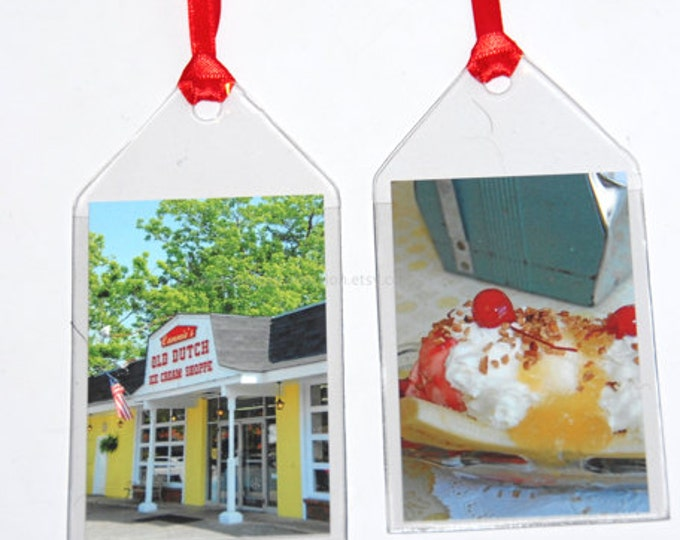 Southern Ice Cream Parlor Bookmarks