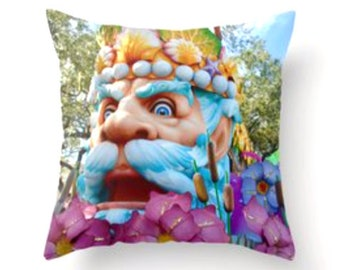 King Carnival Pillow