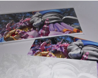 Carnival Float Note Cards
