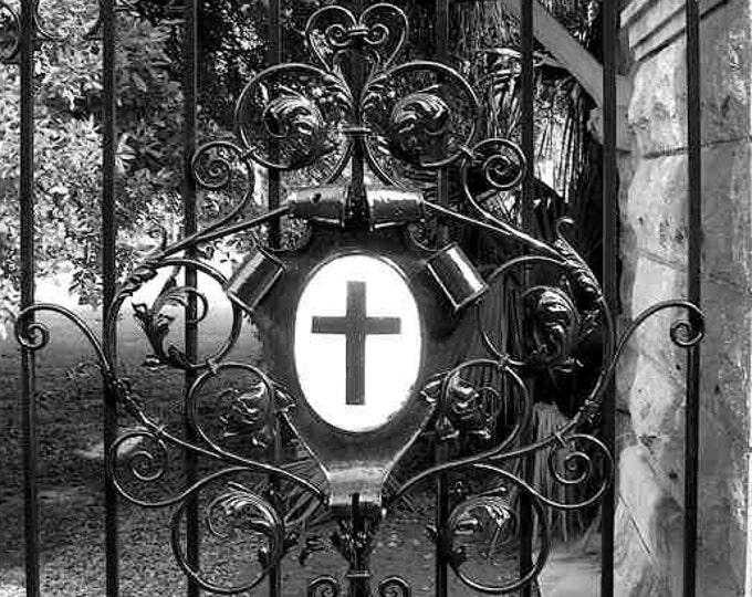Cross Shield Photograph