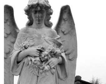 Cemetery Angel Photo