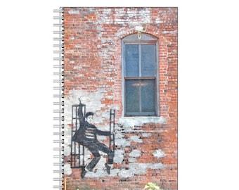 Elvis Graffiti Journal