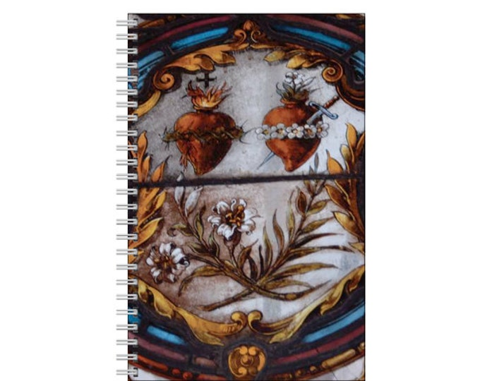 Sacred Hearts Notebook