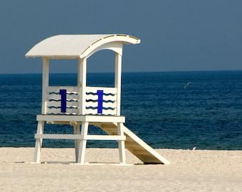 Lifeguard Stand Photography
