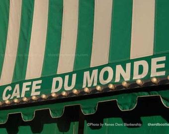 Cafe du Monde Photograph
