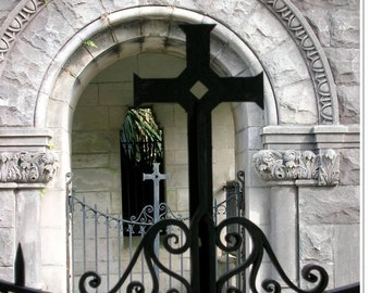 Cross Gate Photo - Southern Monastery