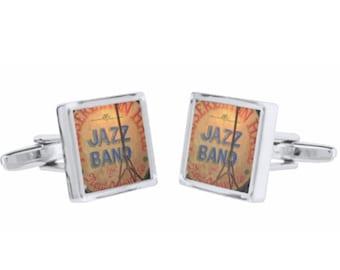 Preservation Hall Jazz Band Cufflinks