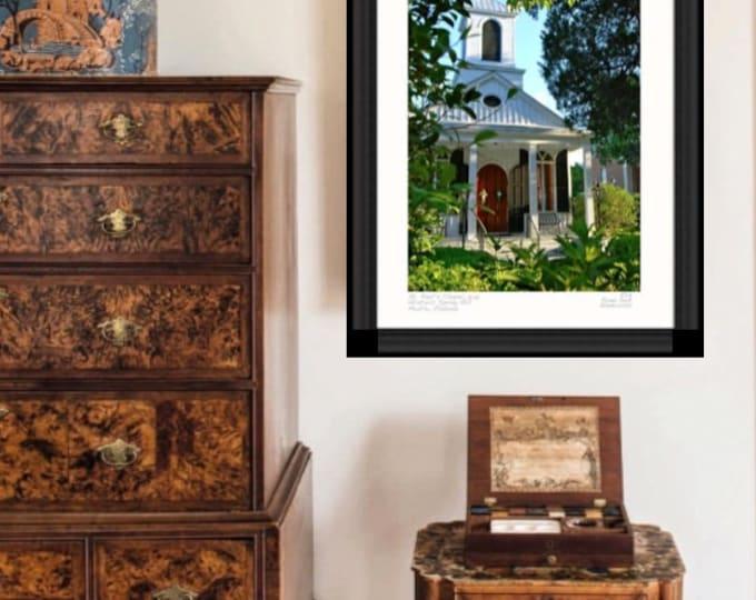 St. Paul's Chapel Photograph