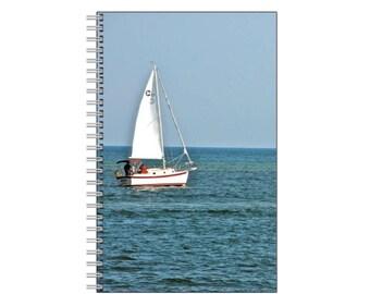 Sailboat Journal - Gulf Notebook