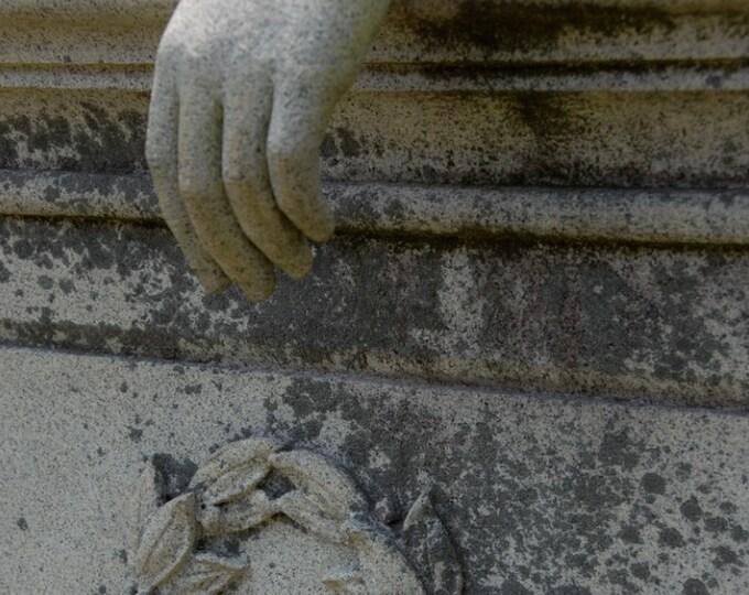 Hand of an Angel Photograph