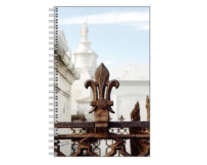 Fleur de Lis Notebook