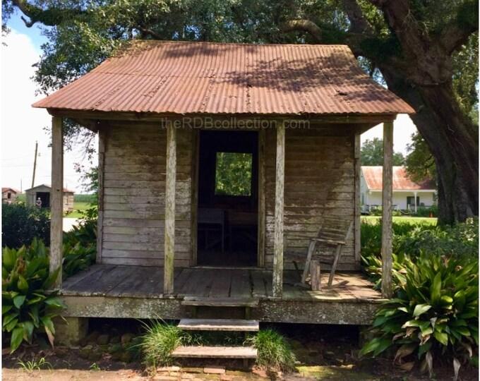 Plantation Schoolhouse Photograph