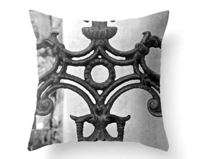 Ironwork Pillow