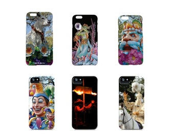Mardi Gras Phone Cases - Carnival Smartphone Case - Artist Original Tech Accessories - theRDBcollection