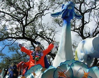 Celebrate Carnival - New Orleans