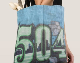 504  New Orleans Tote