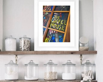 Coffee House Photograph
