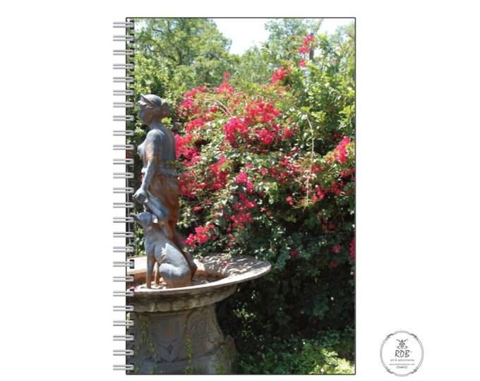 In A Garden Notebook