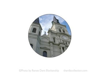 St. Louis Cathedral Stickers